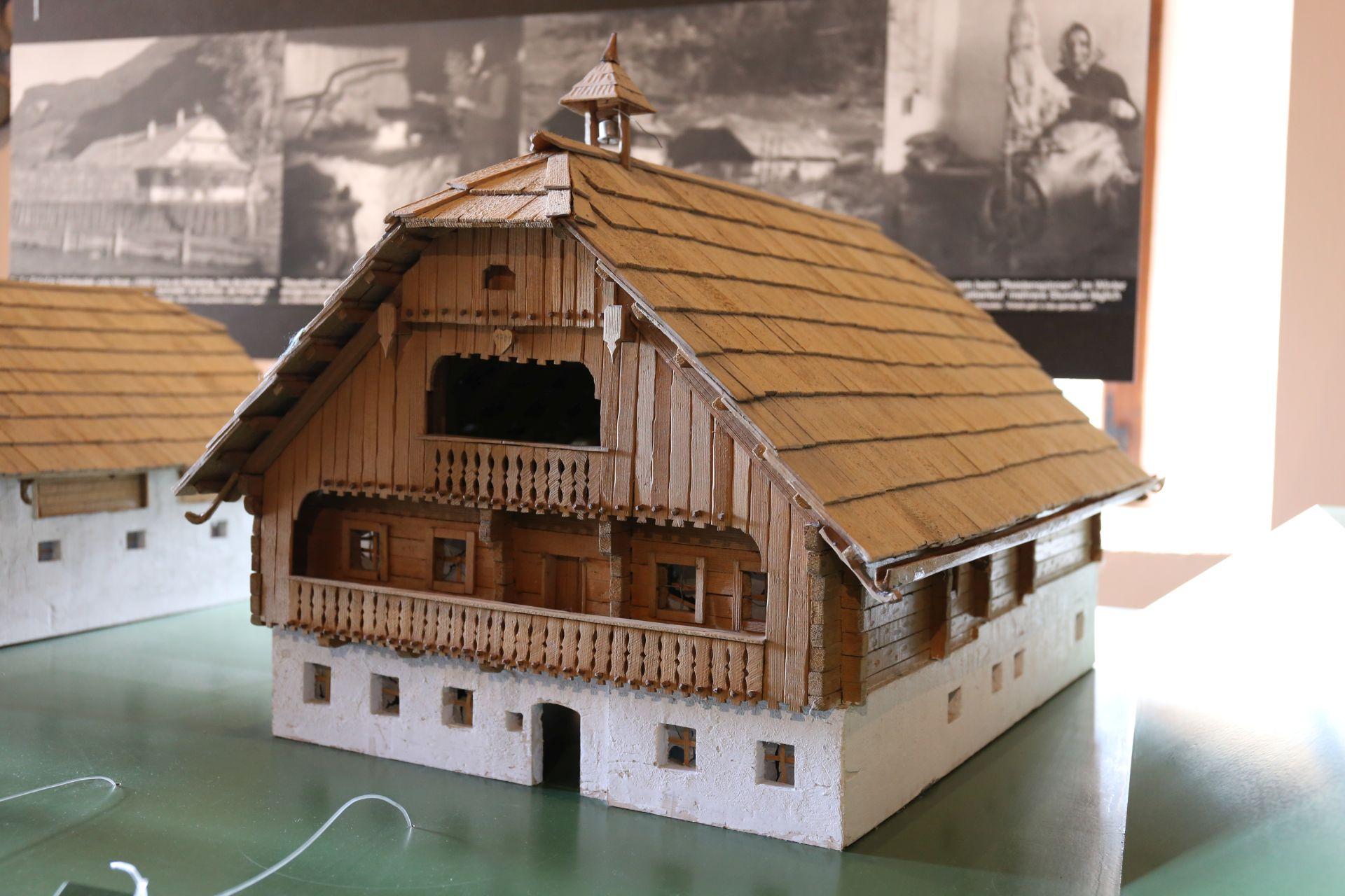 Modell  von Bauer Heinrich