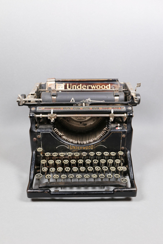 Schreibmaschine von Underwood