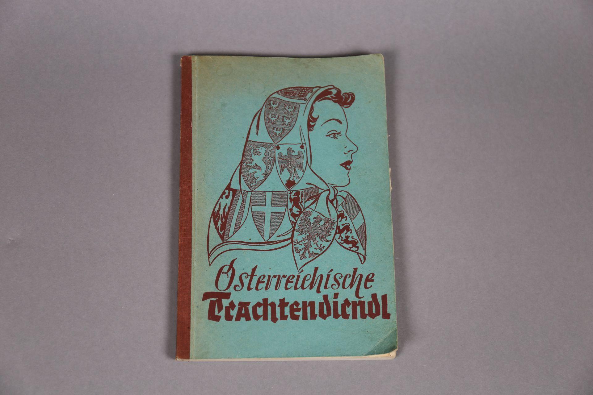 Buch von Maria Strnad, Druckerei: Piller`s Nfg.