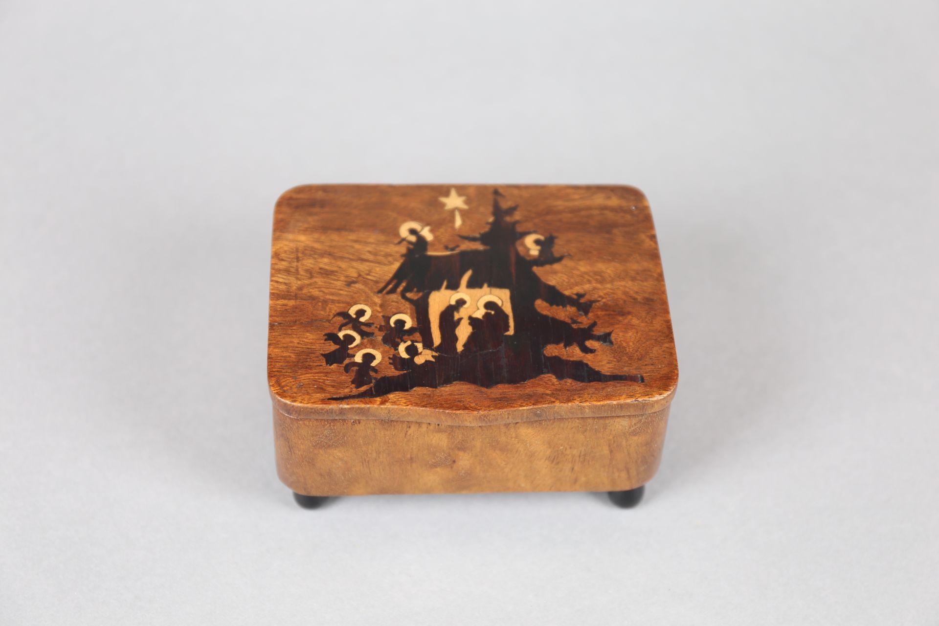 Spieldose von Joh. Dolezal