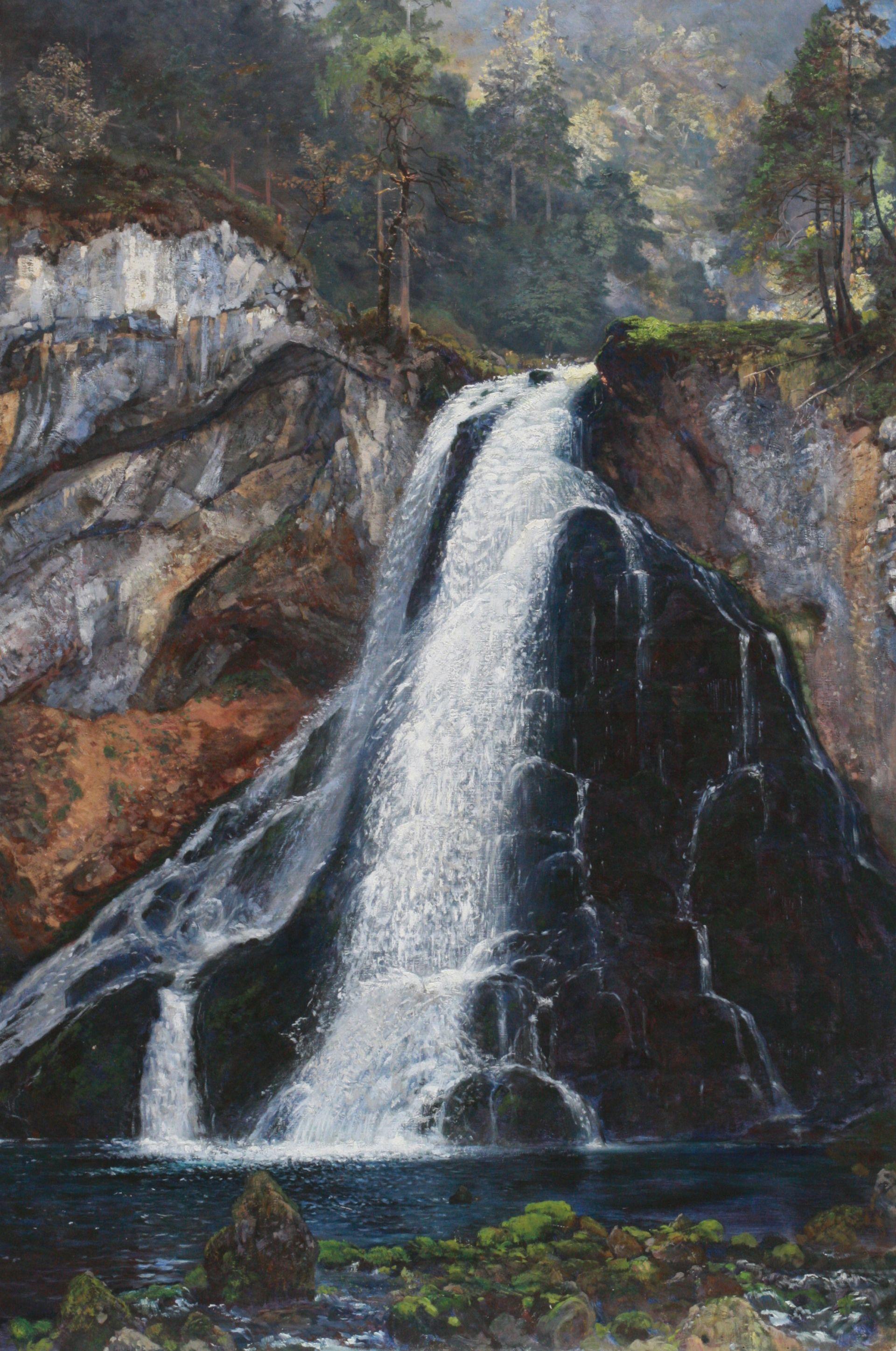 Gemälde von Eduard Gehbe