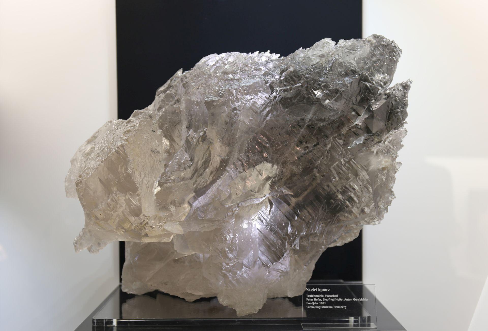 Bergkristall von