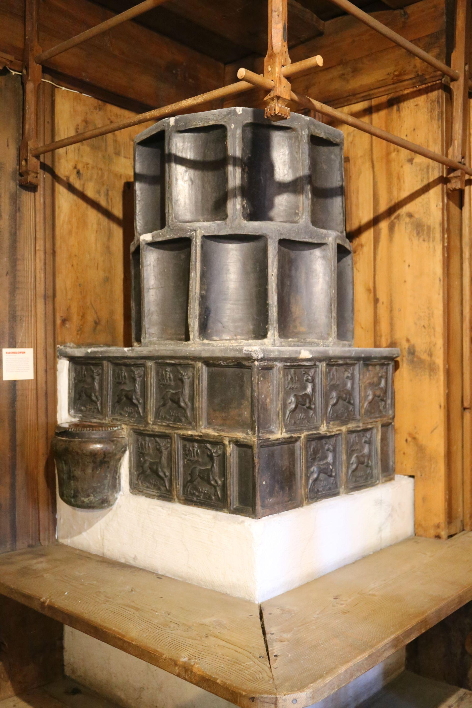 Kachelofen  von Radstädter Keramik, Andree Godtfried