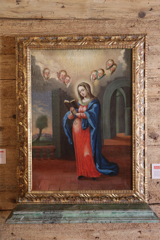 Maria in der Hoffnung  von