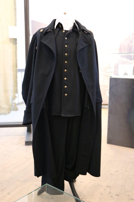 Bergmanns-Festbekleidung von