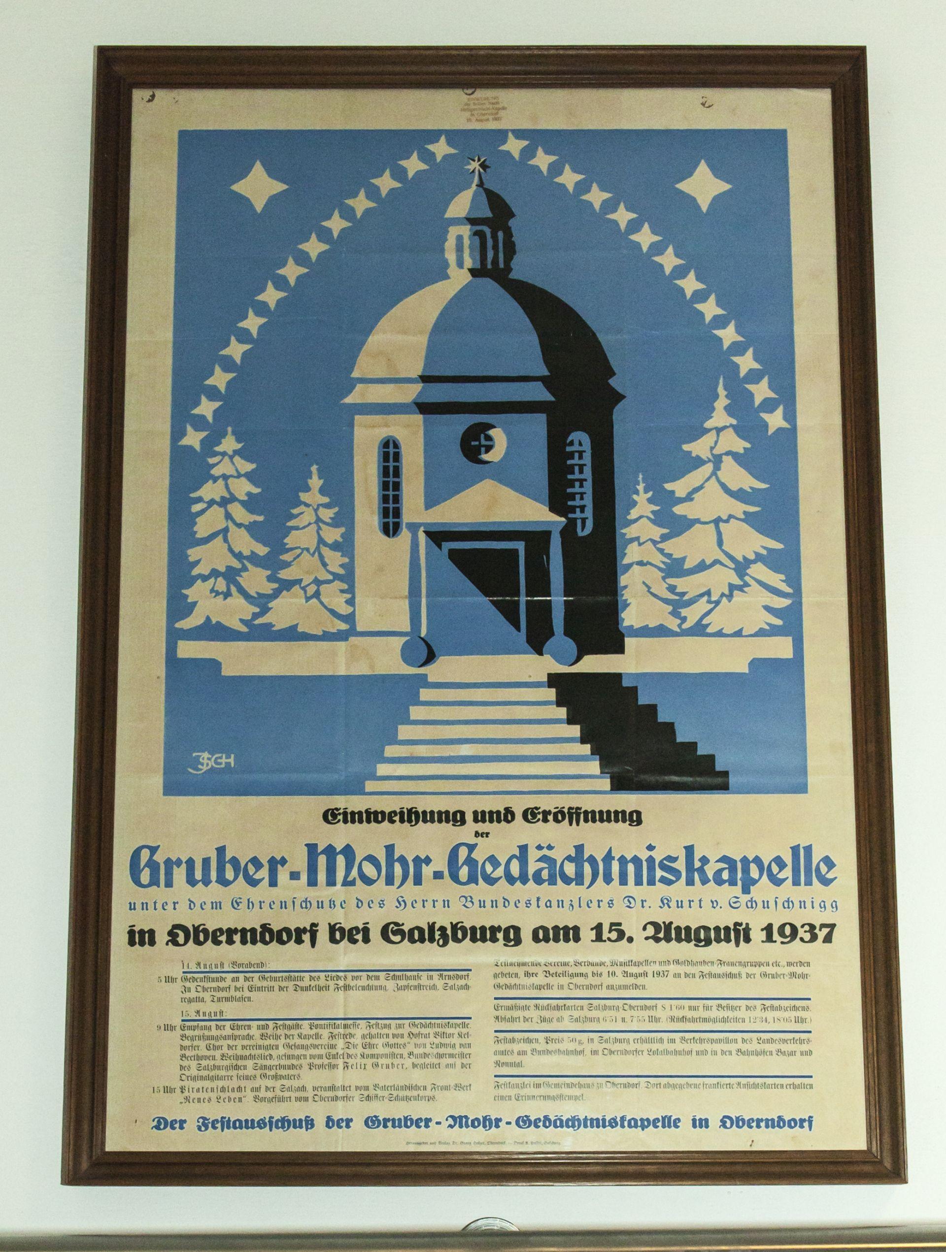 Plakat von Verlag Pustet/Dr. Georg Holzer
