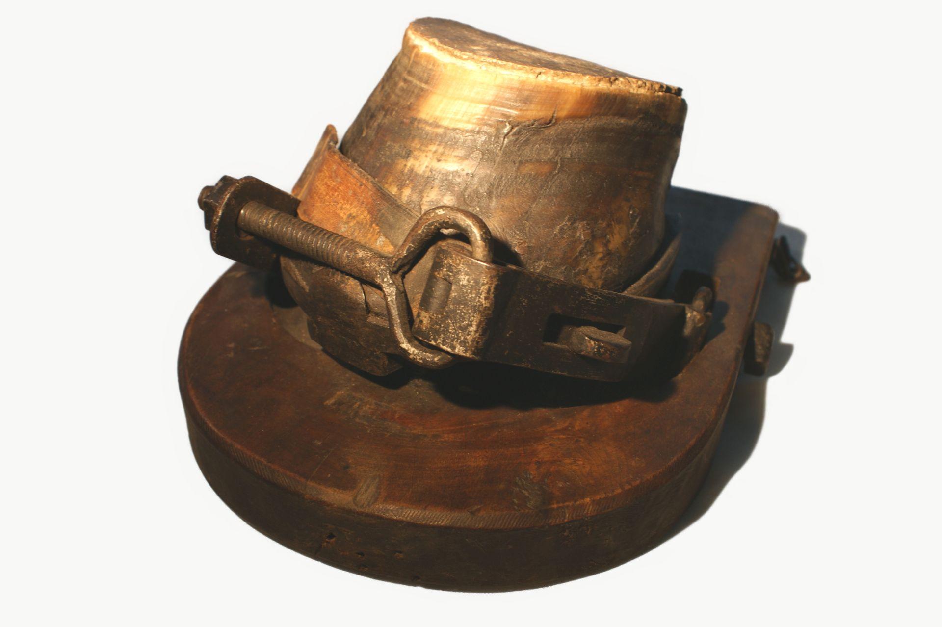 Holzschuh für Pferde von