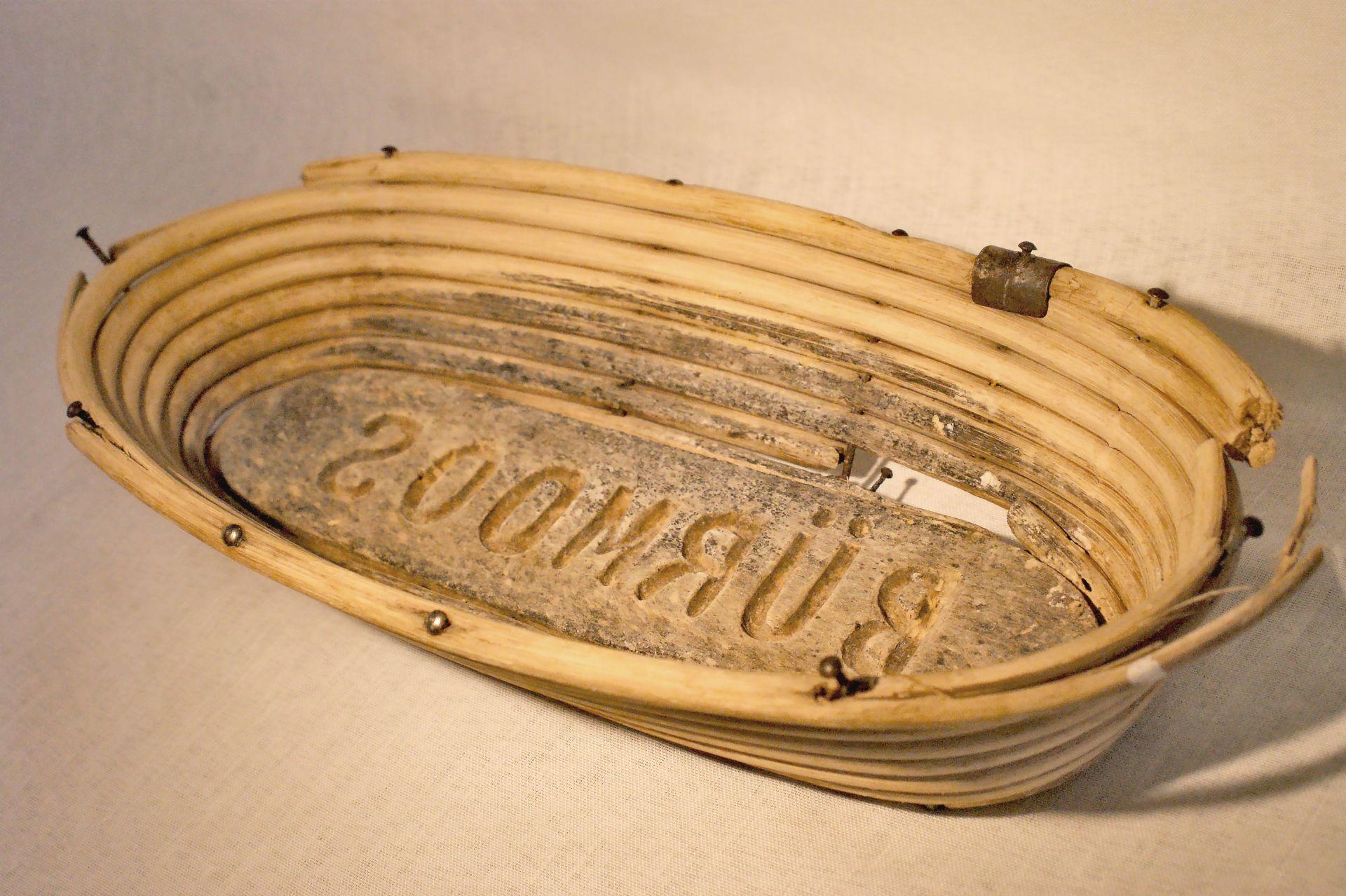 Brotgärkorb 'Bürmoos' von
