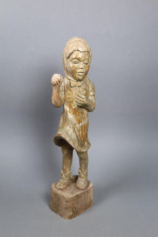 Puppe Holz von